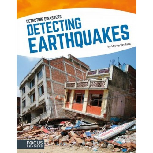Detecting Earthquakes (Hardcover) (Marne Ventura)