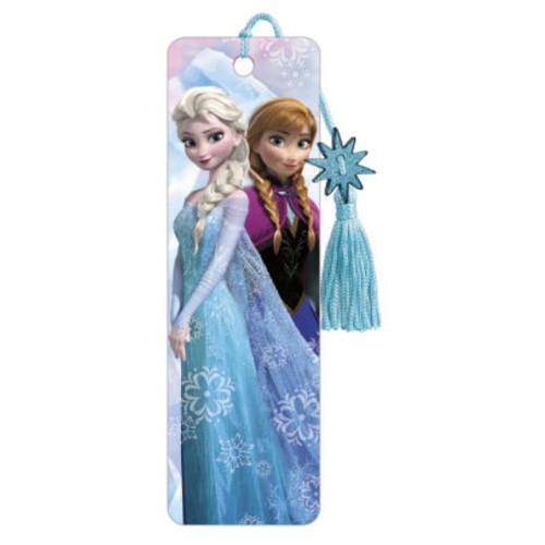 Frozen Anna & Elsa - Premier Bookmark