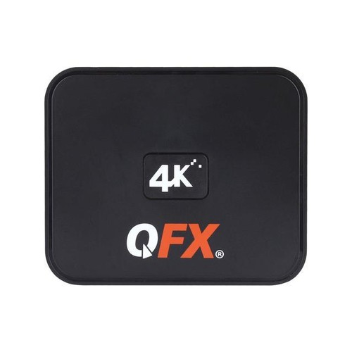 QFX ABX12 / ABX-12 / ABX-12 Android TV Box & WiFi Wireless Router