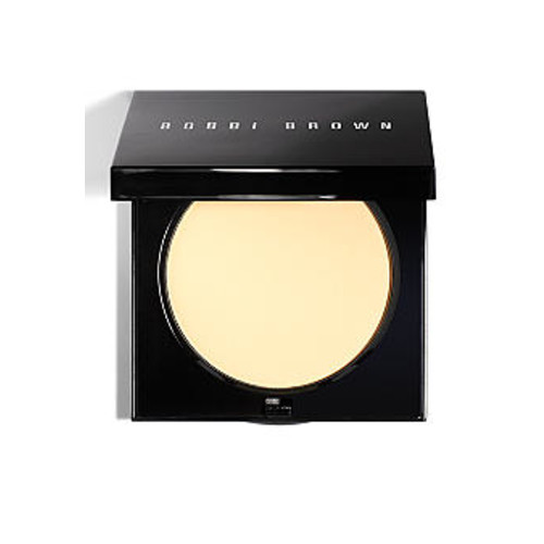 Sheer Finish Pressed Powder - # 04 Basic Brown - 11g/0.38oz