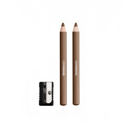 CoverGirl Brow and Eye Makers Pencil, Hen Brown (525)