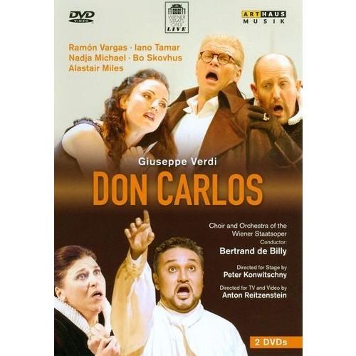 Don Carlos [2 Discs] [DVD] [2004]