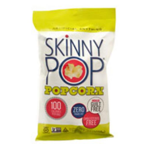 SkinnyPop Popcorn Gluten Free Original -- 0.65 oz