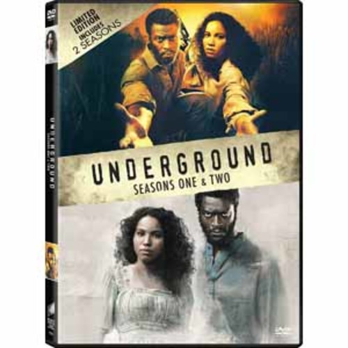 Underground: Season One And Season Two [DVD]