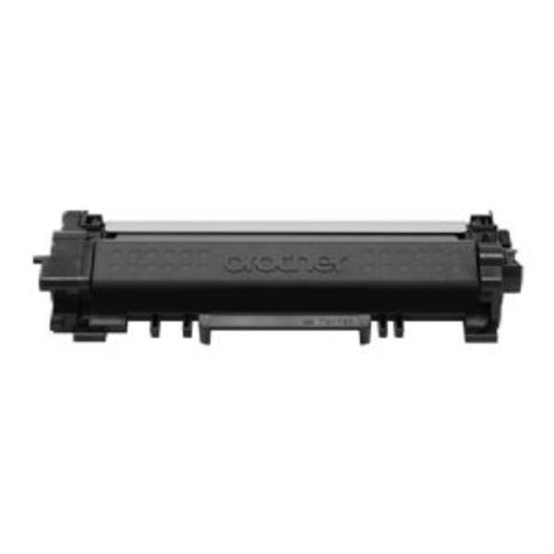 Brother Genuine TN-760 High Yield Toner Cartridge - Laser Print Technology, 3,000 Pages, for Brother Printers, Black - TN760