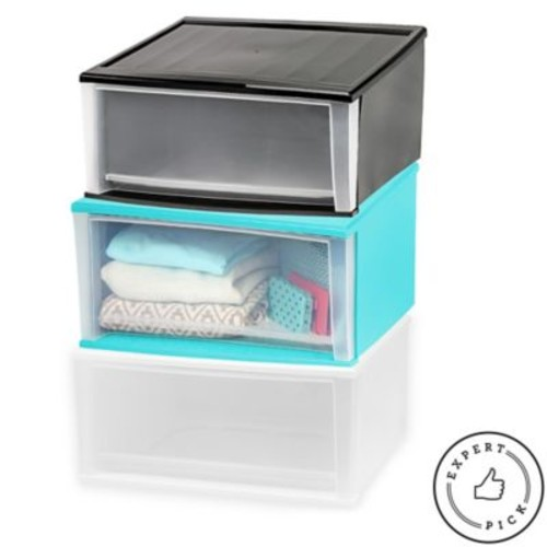 IRIS 51 qt. X-Large Stacking Drawer
