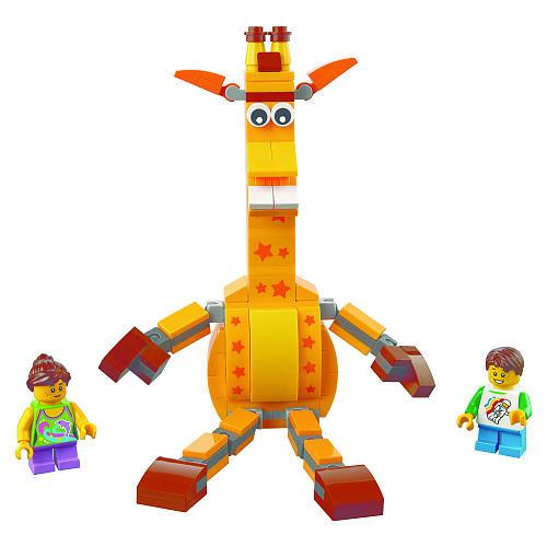 LEGO Geoffrey & Friends (40228)
