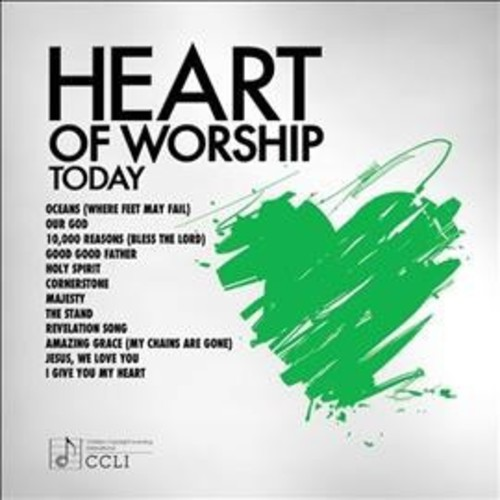 Maranatha Music - Heart Of Worship:Today (CD)