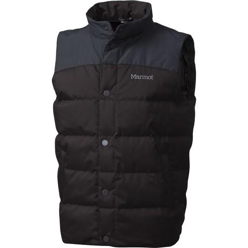 Marmot Men's Fordham Vest [Black-001,Medium]
