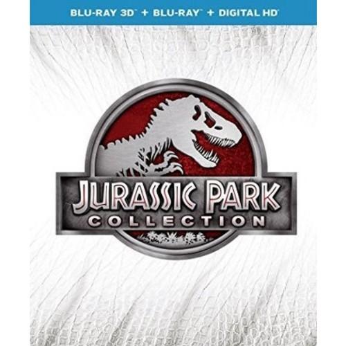 Jurassic Park Collection (3D Blu-ray + Digital HD)