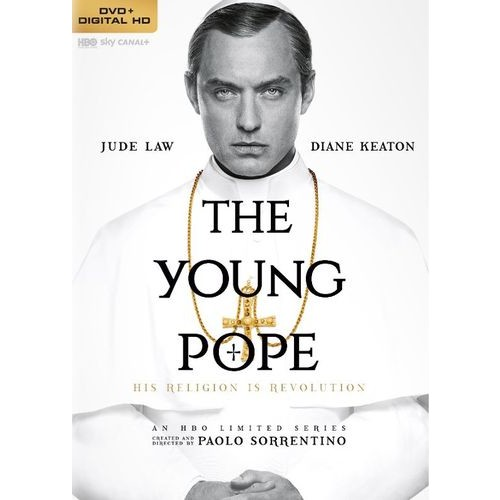 The Young Pope: Season One [Includes Digital Copy] [UltraViolet] [3 Discs] [DVD]