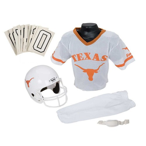 Franklin Sports Inc. Boys' Texas Longhorns Uniform Set [Medium]