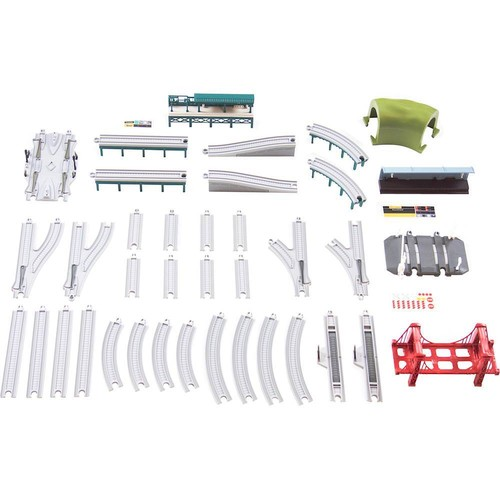 LEC - USA Train Series Collectors Edition Contemporary Accessory Expansion Set - Multi