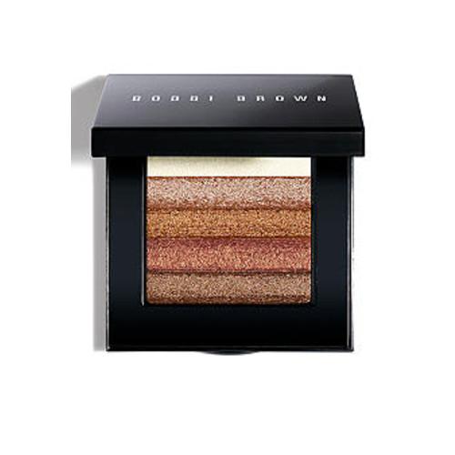 Bronze Shimmer Brick Blush Compact