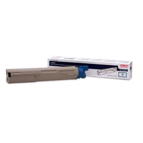 OKI High-Yield Toner Cartridge - Cyan Toner Cartridge