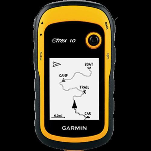 Garmin eTrex 10 Worldwide Handheld GPS Navigator [Base Model]