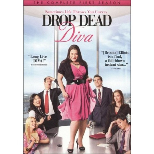 Drop Dead Diva: The Complete First Season [3 Discs]