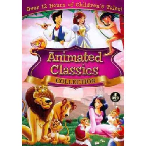 The Animated Christmas (DVD)