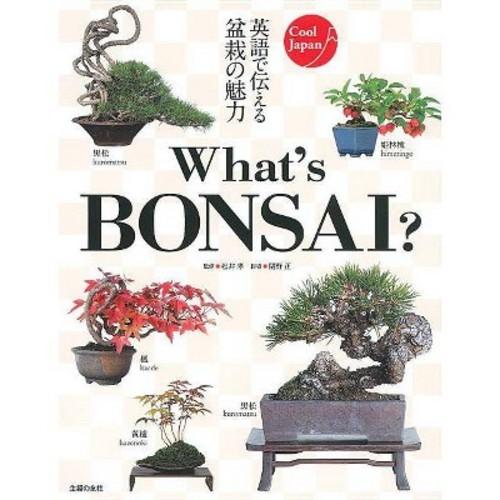 What's Bonsai? (Paperback) (Takashi Matsui)