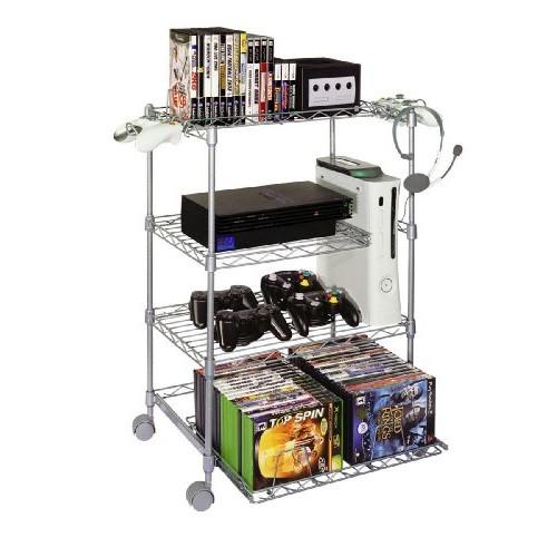Atlantic VG Gamekeeper 4 Tier Wire Gaming Tower