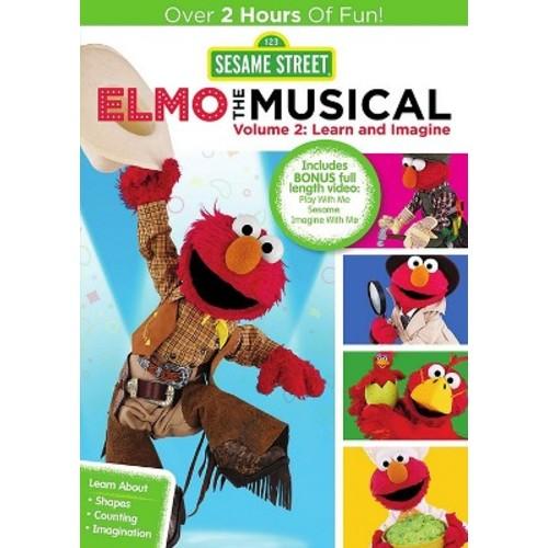 Sesame Street: Elmo the Musical, Vol. 2: Learn and Imagine