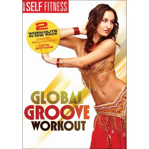 Global Groove Workout: Cardio Bellydance/Latin Rhythms [DVD]