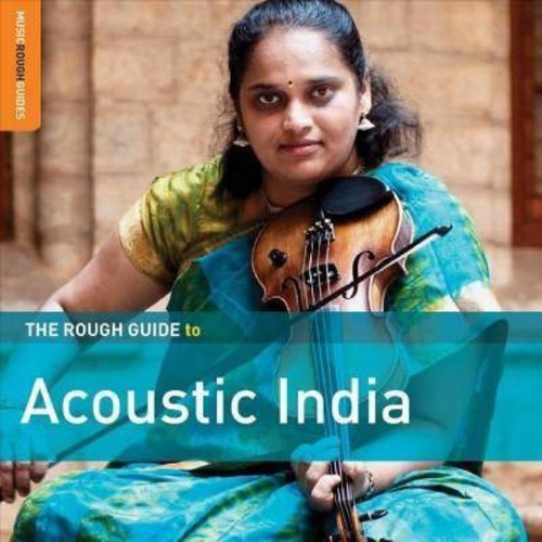 Various - Rough Guide To Acoustic India (CD)