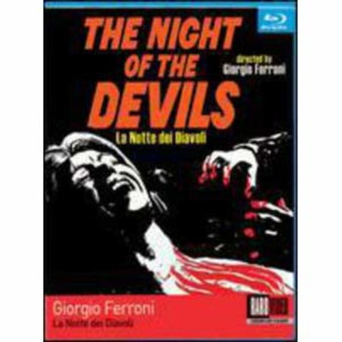 The Night of the Devils [Blu-ray]