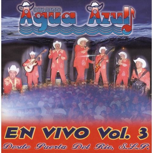 En Vivo, Vol. 3 [CD]