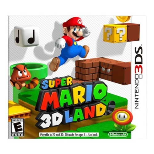 Super Mario 3D Land - Nintendo 3DS - Email Delivery