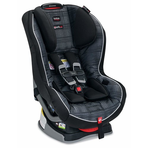 Britax Boulevard G4.1 Convertible Car Seat, Domino [Domino]