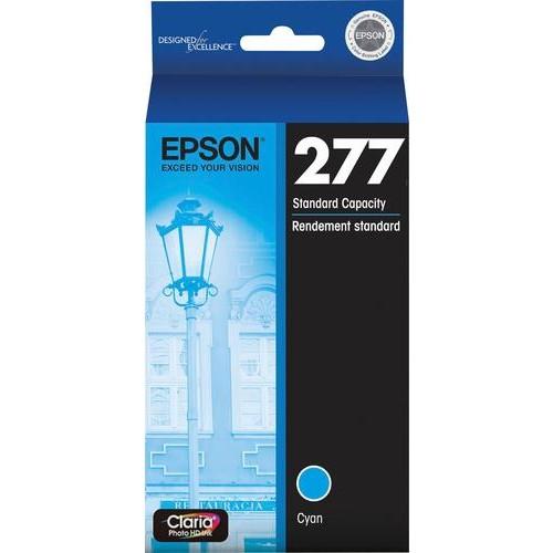 Epson - 277 Ink Cartridge - Cyan