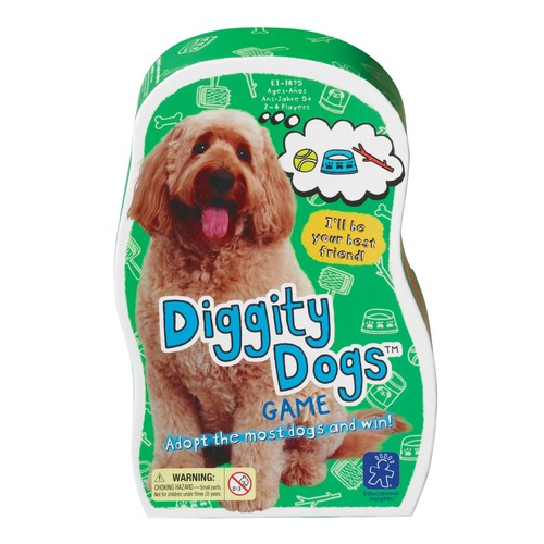 Educational Insights Diggity Dogs Game