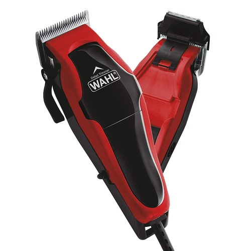 Wahl Clipper Clip 'n Trim 2 In 1 Hair Cutting Clipper/Trimmer Kit, built-in trimmer, Clipper with self sharpening blades, Gift for men/dads/boyfriends, by the Brand used by Professionals#79900-1501 [1]