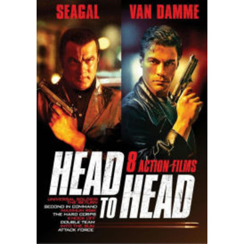 Head To Head: Steven Seagal Vs Jean Claude Van