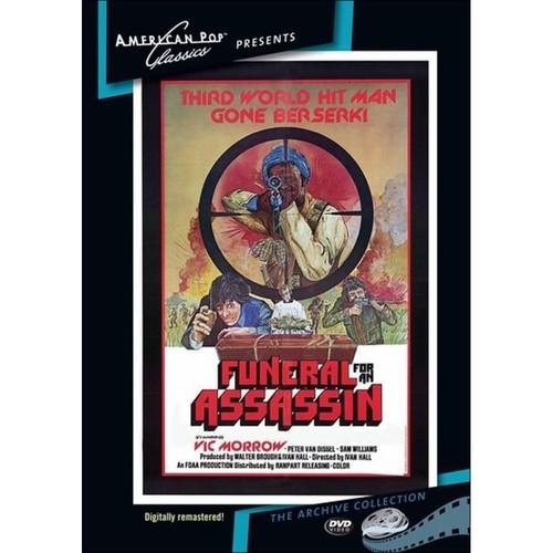 Funeral for an Assassin [DVD] [1977]
