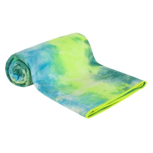 Maji Sports Premium Microfiber Tie-Dye Sandwash Yoga Towel