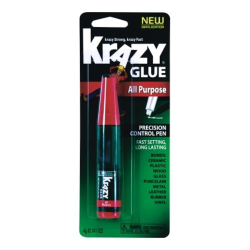 Krazy Glue Super Glue 4(KG82948MR)