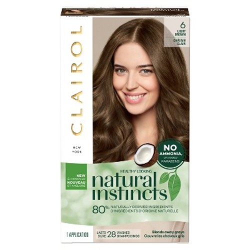 Clairol Natural Instincts Hair Color