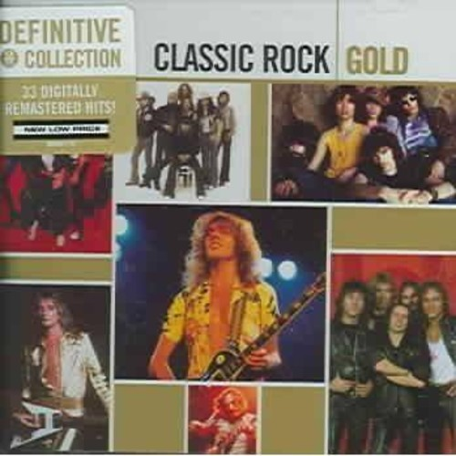 Various - Gold:Classic rock (CD)