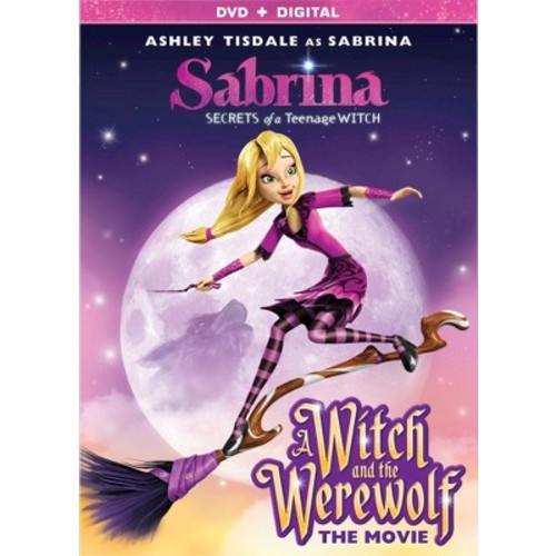 Sabrina Secrets Of A Teenage Witch: A Witch And The Werewolf Digital