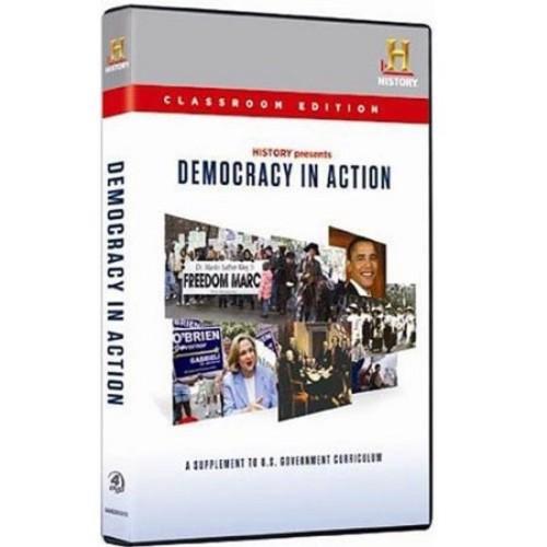 Democracy in Action 4pk Set