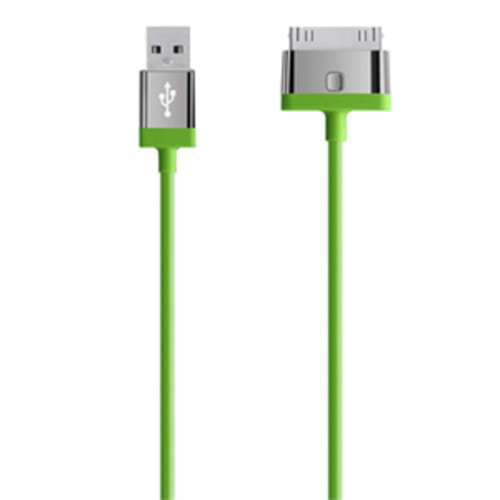 Belkin MIXIT 30Pin ChargeSync Cable - Green