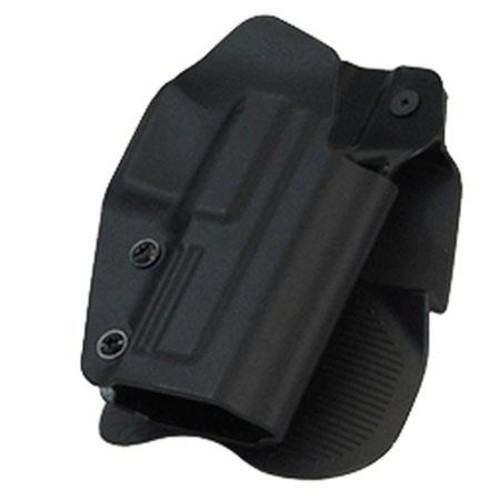 Front Line Open-Top Polymer RH Holster for Springfield XD 9mm/.40 & XDM 9mm, Blk J70P