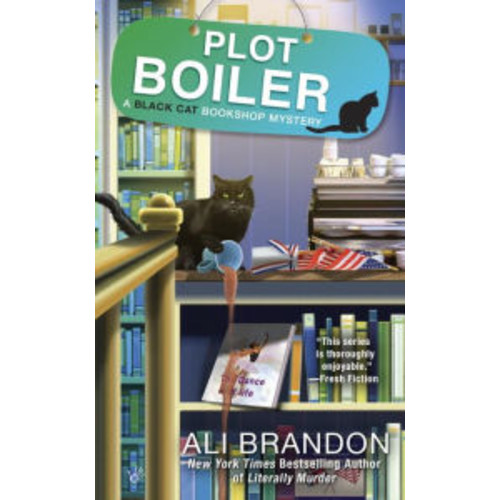 Plot Boiler (Black Cat Bookshop Series #5)