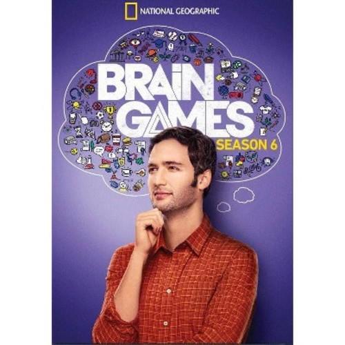 Brain Games: Season 6 (DVD)