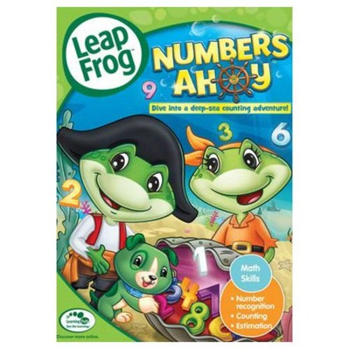 LeapFrog: Numbers Ahoy (2011)