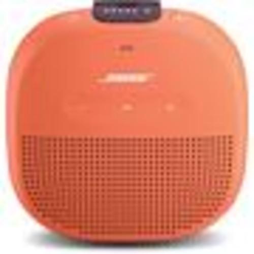 Bose SoundLink Micro Bluetooth speaker (Orange with purple strap) Waterproof portable Bluetooth speaker