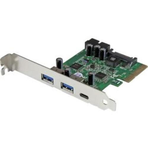 StarTech.com 5 Port USB 3.1 (10Gbps) Combo Card