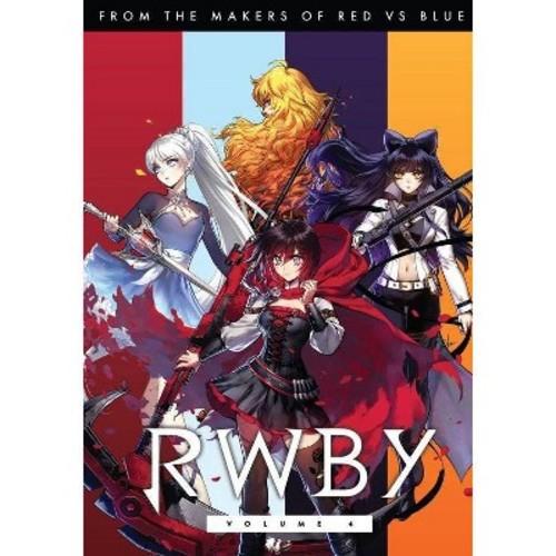 RWBY: Vol. 4 [DVD]